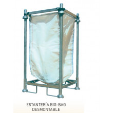 ESTANTERIAS BIG BAG